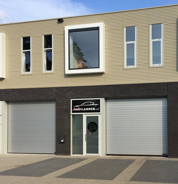 Werkplaats Autolasser.nl in Soesterberg